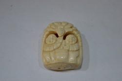 Kínai csont figura