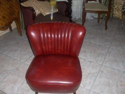 Retró Club fotel felújított