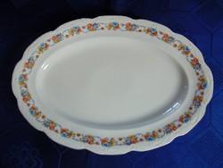 Antik KPM Rubens porcelán tál  /  1492