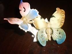Ens Dupla Pillangó Virágon