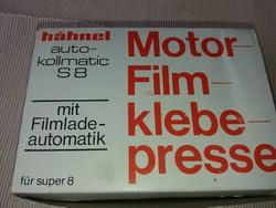 8mm-es Filmezéshez