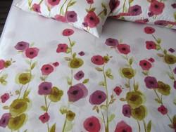 Csodálatos pipacs virágos ágynemű