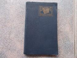 Autó és motorkerékpár túra naptár 1930...95 oldal