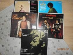 Teljes opera albumok