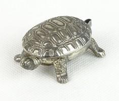 0R353 Édesítőszer tartó fém teknős csipesszel