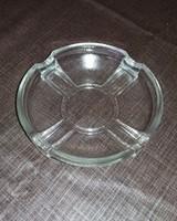 Üveg hamutartó hamutál