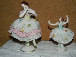 Volkstedt balerinák együtt.