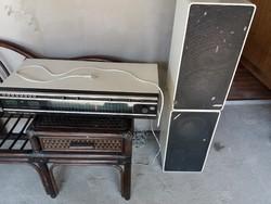 Saba hifi stúdió 8100+ 2 db hangfal