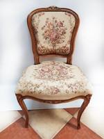 Barokk stílusú szék