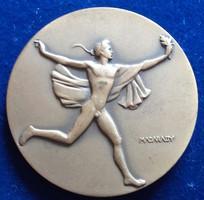 Madarassy Walter: VI. Nemzetközi Főiskolai Játékok érem 1935