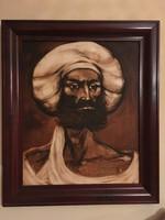 Szentandrássy István festmény