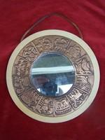  Zodiákus retro tükör