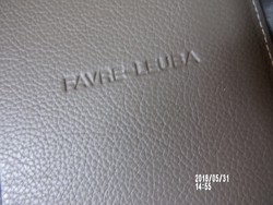 Svájci Favre-Leuba bőr agenda tartó