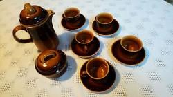 Colditz 5 személyes kávés készlet