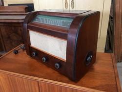 Régi Orion 331 rádió vintage dekoráció ( 1951 )