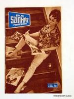 1960 május 6  /  FILM SZÍNHÁZ MUZSIKA  /  SZÜLETÉSNAPRA RÉGI EREDETI ÚJSÁG Szs.:  5435
