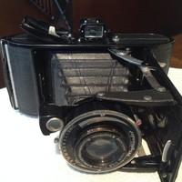 Voigtlander Bessa - fényképezőgép az 1930-as évekből