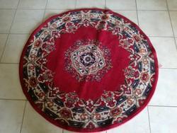 Kerek gépi perzsa szőnyeg