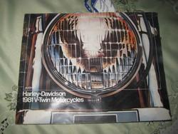 Harley-Davidson 1981 es amerikai  kiadás