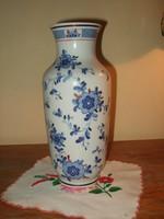 Volkstedt Echt Kobalt Váza