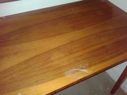 Furnéros kis asztal szép állapotban
