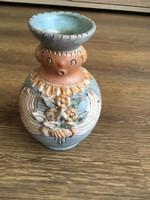 Kiss Roóz Ilona kerámia váza