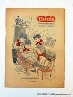 1962 január 17  /  PAJTÁS  /  SZÜLETÉSNAPRA RÉGI EREDETI ÚJSÁG Szs.:  6267