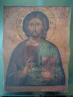 Jézus kép vásznon