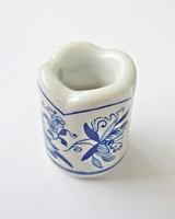 Nyugat Német porcelán Funny design mini gyertyatartó