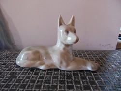 Porcelán kutya  /  1641