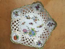 Fischer Emil - porcelán tál