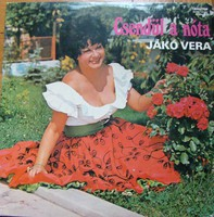 Jákó Vera: Csendül a nóta bakelit lemez