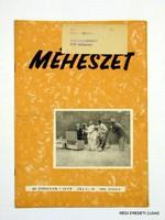 1955 július -  /  MÉHÉSZET  /  SZÜLETÉSNAPRA RÉGI EREDETI ÚJSÁG Szs.:  4255