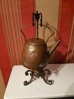 Antik teafőző