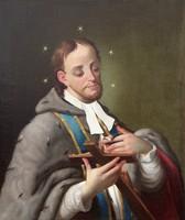 XVIII. sz-i művész: NEPOMUKI SZENT JÁNOS