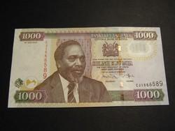 KENYA 1000 SHILINGI 2010 UNC   /10/