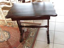 Bieder asztalka felújított