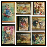 Érdemes megnézni, és átgondolni! 150 darabos Juhász Erika (1926-2018) gyűjtemény eladó