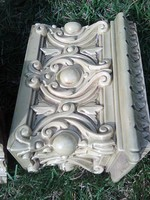 Hatalmas MEISSENI porcelán kastély cserépkályha 1880-ból