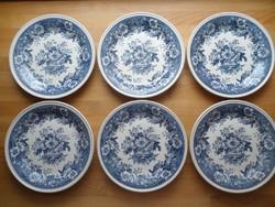 Villeroy & Boch Mettlach Balmoral porcelán kistányér süteményes tányér 21 cm darabra