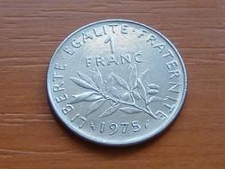 FRANCIA 1 FRANK 1975