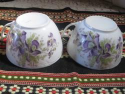 Antik bécsi   teás csésze  10,5cm