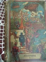 Verne Gyula Jégszfinx Geiger Richard rajzaival 2. kötet