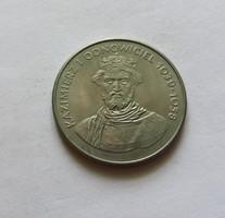 Lengyelország 50 zloty 1980 unc.