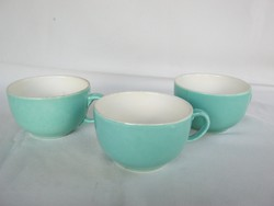 Gránit kerámia teás csésze 3 db