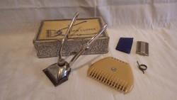 Simon Bern régi fodrász hajvágó eszköz