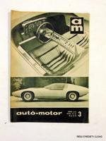 1970 február 6 Havilap  /  autó-motor   /  SZÜLETÉSNAPRA RÉGI EREDETI ÚJSÁG Szs.:  6473