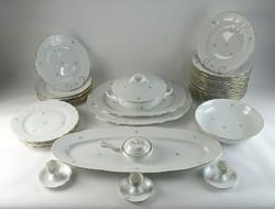0R361 Herendi porcelán étkészlet 35 darab