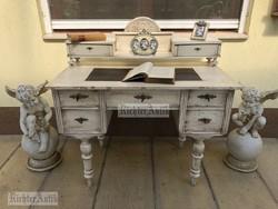 Provence bútor, antikolt író asztal 03.