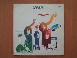 ABBA: The album hanglemez, bakelit lemez
